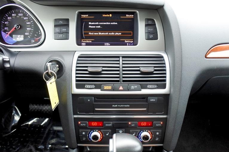 Used 2015 Audi Q7 TDI Premium Plus Quattro Used 2015 Audi Q7 TDI Premium Plus Quattro for sale  at Metro West Motorcars LLC in Shrewsbury MA 11