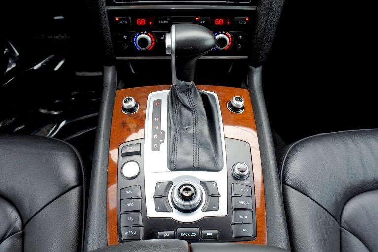 Used 2015 Audi Q7 TDI Premium Plus Quattro Used 2015 Audi Q7 TDI Premium Plus Quattro for sale  at Metro West Motorcars LLC in Shrewsbury MA 12