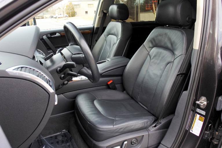 Used 2015 Audi Q7 TDI Premium Plus Quattro Used 2015 Audi Q7 TDI Premium Plus Quattro for sale  at Metro West Motorcars LLC in Shrewsbury MA 14