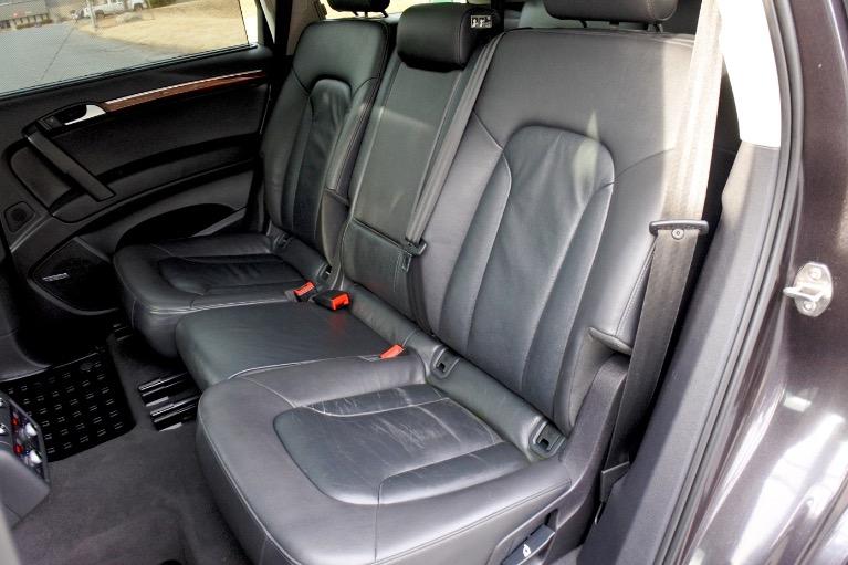 Used 2015 Audi Q7 TDI Premium Plus Quattro Used 2015 Audi Q7 TDI Premium Plus Quattro for sale  at Metro West Motorcars LLC in Shrewsbury MA 17