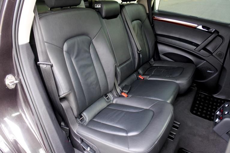 Used 2015 Audi Q7 TDI Premium Plus Quattro Used 2015 Audi Q7 TDI Premium Plus Quattro for sale  at Metro West Motorcars LLC in Shrewsbury MA 21