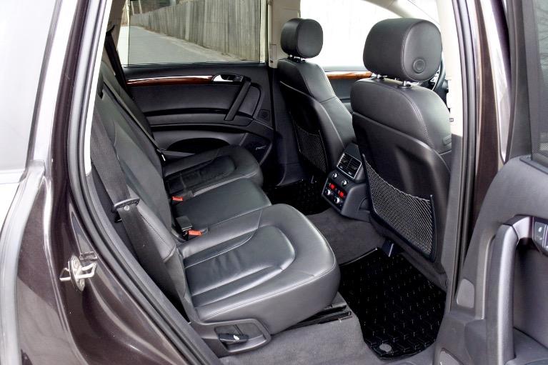 Used 2015 Audi Q7 TDI Premium Plus Quattro Used 2015 Audi Q7 TDI Premium Plus Quattro for sale  at Metro West Motorcars LLC in Shrewsbury MA 23