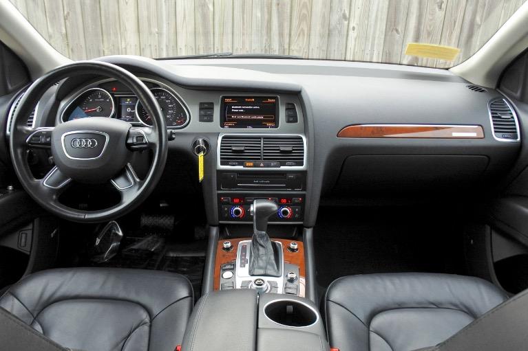 Used 2015 Audi Q7 TDI Premium Plus Quattro Used 2015 Audi Q7 TDI Premium Plus Quattro for sale  at Metro West Motorcars LLC in Shrewsbury MA 9