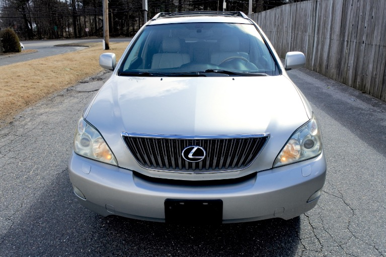 Used 2006 Lexus RX 330 AWD Used 2006 Lexus RX 330 AWD for sale  at Metro West Motorcars LLC in Shrewsbury MA 8