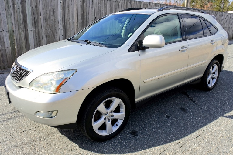 Used 2006 Lexus RX 330 AWD Used 2006 Lexus RX 330 AWD for sale  at Metro West Motorcars LLC in Shrewsbury MA 1