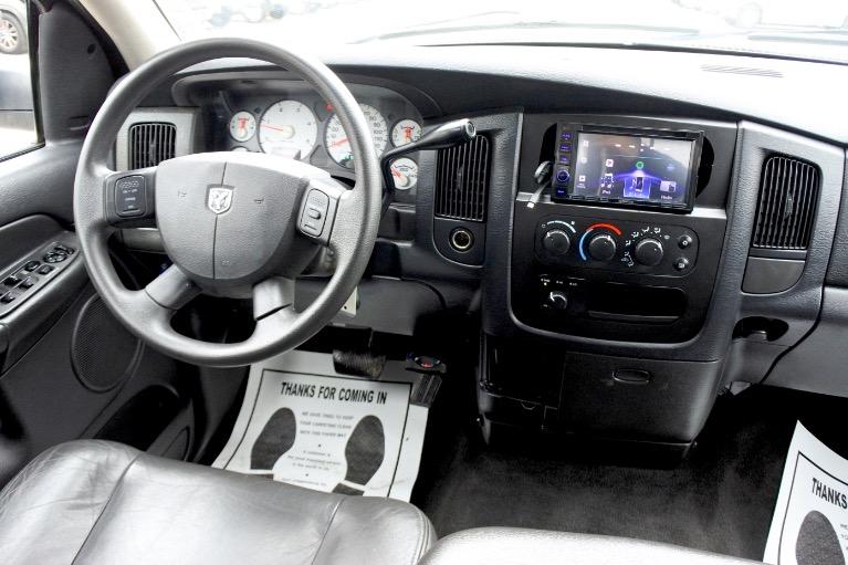 Used 2005 Dodge Ram 3500 4dr Quad Cab 160.5' WB DRW 4WD ST Used 2005 Dodge Ram 3500 4dr Quad Cab 160.5' WB DRW 4WD ST for sale  at Metro West Motorcars LLC in Shrewsbury MA 10