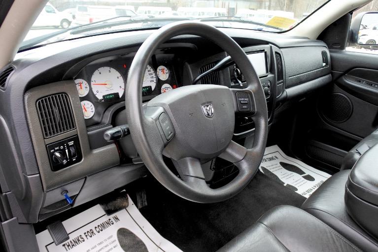 Used 2005 Dodge Ram 3500 4dr Quad Cab 160.5' WB DRW 4WD ST Used 2005 Dodge Ram 3500 4dr Quad Cab 160.5' WB DRW 4WD ST for sale  at Metro West Motorcars LLC in Shrewsbury MA 12