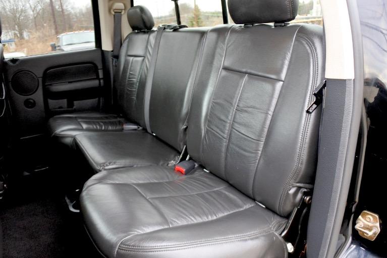 Used 2005 Dodge Ram 3500 4dr Quad Cab 160.5' WB DRW 4WD ST Used 2005 Dodge Ram 3500 4dr Quad Cab 160.5' WB DRW 4WD ST for sale  at Metro West Motorcars LLC in Shrewsbury MA 15