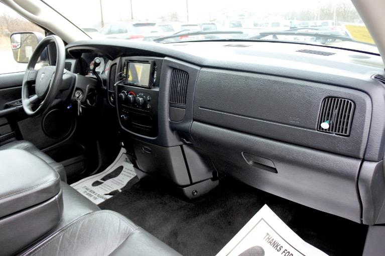 Used 2005 Dodge Ram 3500 4dr Quad Cab 160.5' WB DRW 4WD ST Used 2005 Dodge Ram 3500 4dr Quad Cab 160.5' WB DRW 4WD ST for sale  at Metro West Motorcars LLC in Shrewsbury MA 19