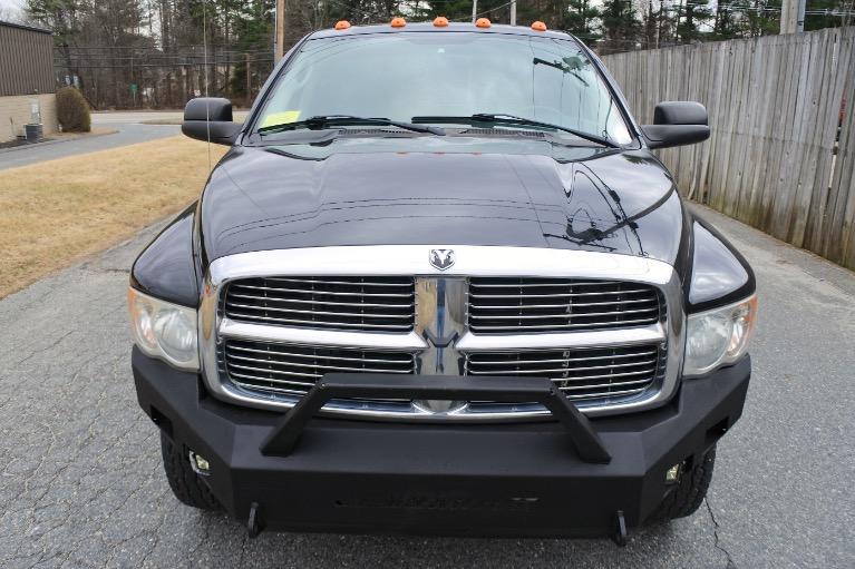 Used 2005 Dodge Ram 3500 4dr Quad Cab 160.5' WB DRW 4WD ST Used 2005 Dodge Ram 3500 4dr Quad Cab 160.5' WB DRW 4WD ST for sale  at Metro West Motorcars LLC in Shrewsbury MA 8