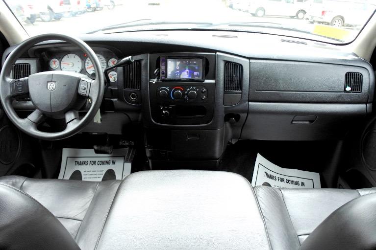Used 2005 Dodge Ram 3500 4dr Quad Cab 160.5' WB DRW 4WD ST Used 2005 Dodge Ram 3500 4dr Quad Cab 160.5' WB DRW 4WD ST for sale  at Metro West Motorcars LLC in Shrewsbury MA 9