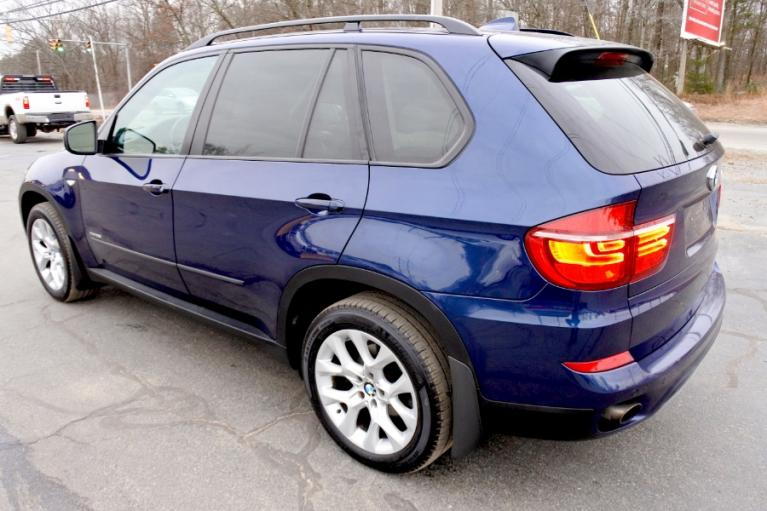 Used 2011 BMW X5 AWD 4dr 35i Premium Used 2011 BMW X5 AWD 4dr 35i Premium for sale  at Metro West Motorcars LLC in Shrewsbury MA 3