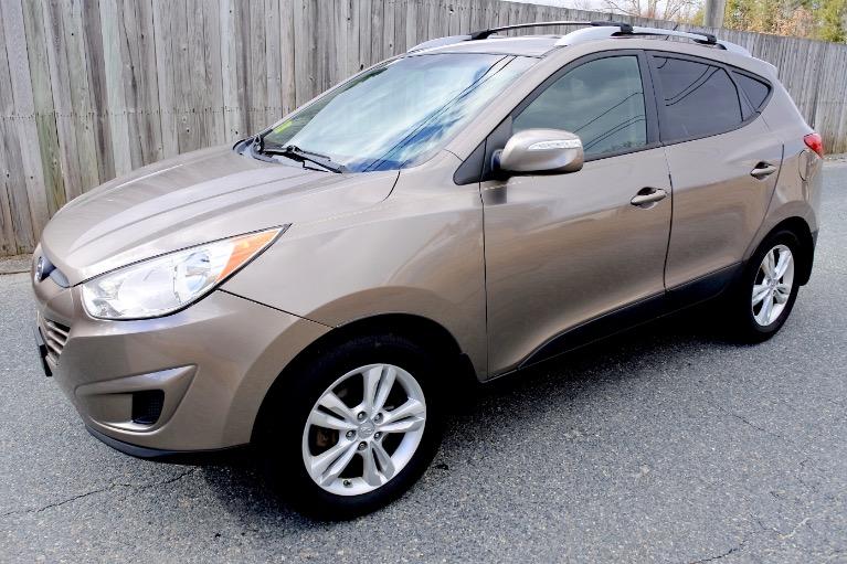 Used Used 2012 Hyundai Tucson GLS AWD for sale $8,800 at Metro West Motorcars LLC in Shrewsbury MA