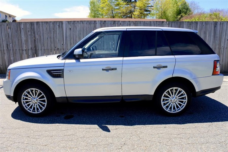 Used 2012 Land Rover Range Rover Sport HSE Used 2012 Land Rover Range Rover Sport HSE for sale  at Metro West Motorcars LLC in Shrewsbury MA 2