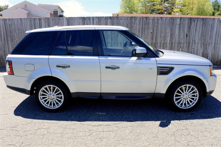 Used 2012 Land Rover Range Rover Sport HSE Used 2012 Land Rover Range Rover Sport HSE for sale  at Metro West Motorcars LLC in Shrewsbury MA 6