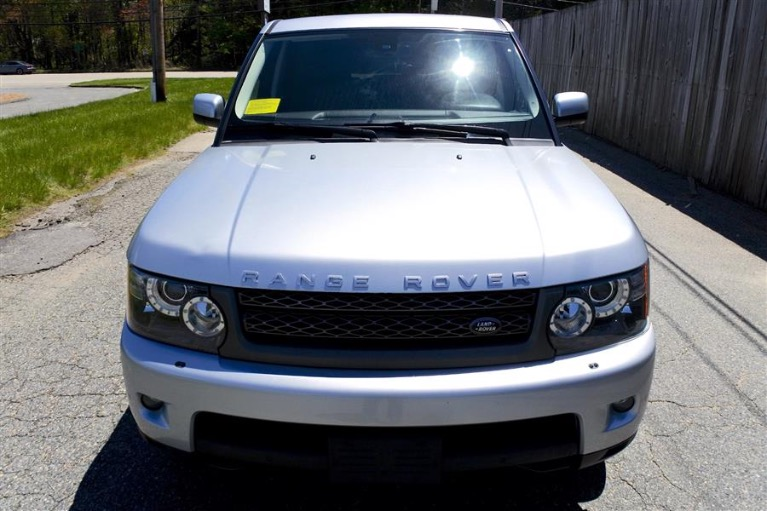 Used 2012 Land Rover Range Rover Sport HSE Used 2012 Land Rover Range Rover Sport HSE for sale  at Metro West Motorcars LLC in Shrewsbury MA 8