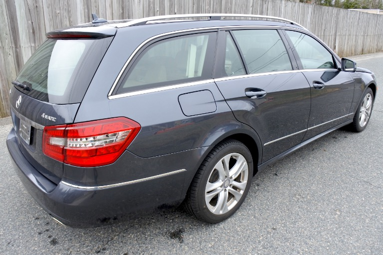 Used 2011 Mercedes-Benz E-class E350 Wagon 4MATIC Used 2011 Mercedes-Benz E-class E350 Wagon 4MATIC for sale  at Metro West Motorcars LLC in Shrewsbury MA 5