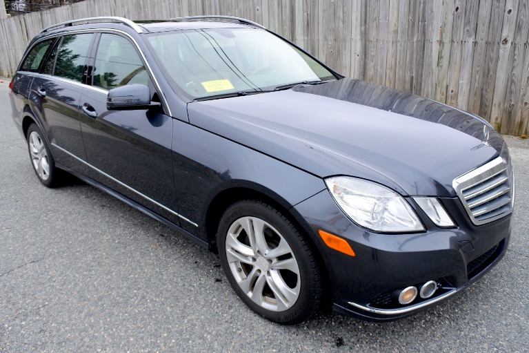 Used 2011 Mercedes-Benz E-class E350 Wagon 4MATIC Used 2011 Mercedes-Benz E-class E350 Wagon 4MATIC for sale  at Metro West Motorcars LLC in Shrewsbury MA 7