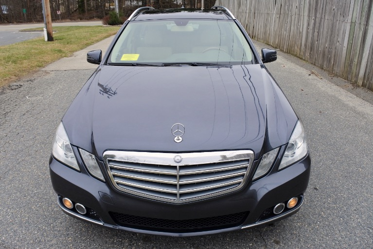 Used 2011 Mercedes-Benz E-class E350 Wagon 4MATIC Used 2011 Mercedes-Benz E-class E350 Wagon 4MATIC for sale  at Metro West Motorcars LLC in Shrewsbury MA 8
