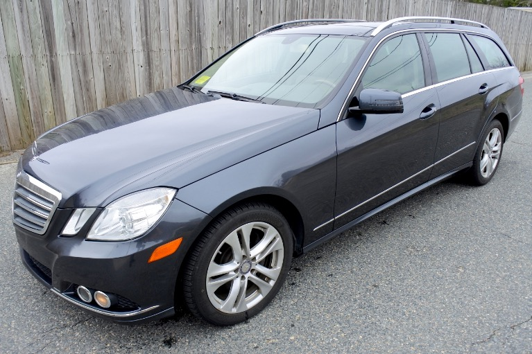 Used Used 2011 Mercedes-Benz E-class E350 Wagon 4MATIC for sale $16,700 at Metro West Motorcars LLC in Shrewsbury MA