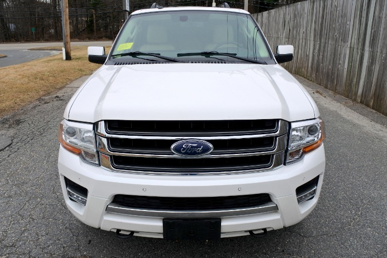 Used 2015 Ford Expedition El Limited 4WD Used 2015 Ford Expedition El Limited 4WD for sale  at Metro West Motorcars LLC in Shrewsbury MA 8