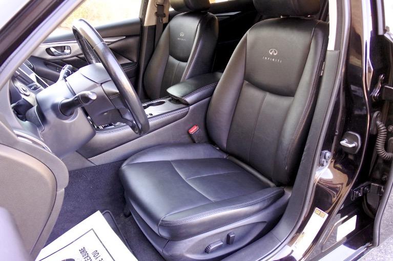 Used 2014 Infiniti Q50 Premium AWD Used 2014 Infiniti Q50 Premium AWD for sale  at Metro West Motorcars LLC in Shrewsbury MA 14