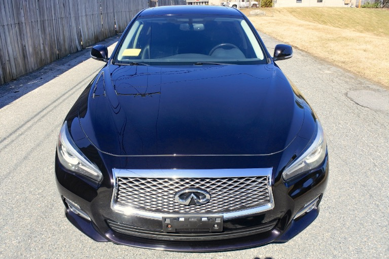 Used 2014 Infiniti Q50 Premium AWD Used 2014 Infiniti Q50 Premium AWD for sale  at Metro West Motorcars LLC in Shrewsbury MA 8