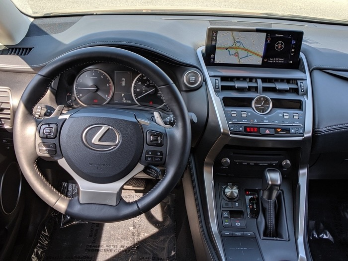 Used 2018 Lexus Nx NX 300 AWD Used 2018 Lexus Nx NX 300 AWD for sale  at Metro West Motorcars LLC in Shrewsbury MA 2