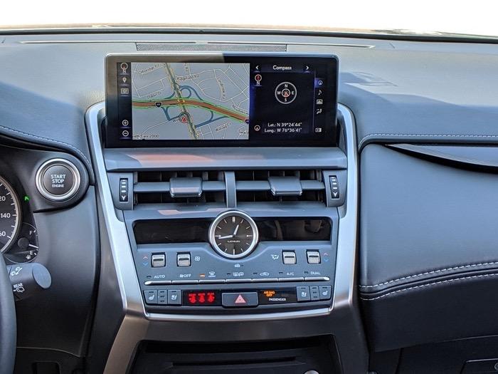 Used 2018 Lexus Nx NX 300 AWD Used 2018 Lexus Nx NX 300 AWD for sale  at Metro West Motorcars LLC in Shrewsbury MA 3