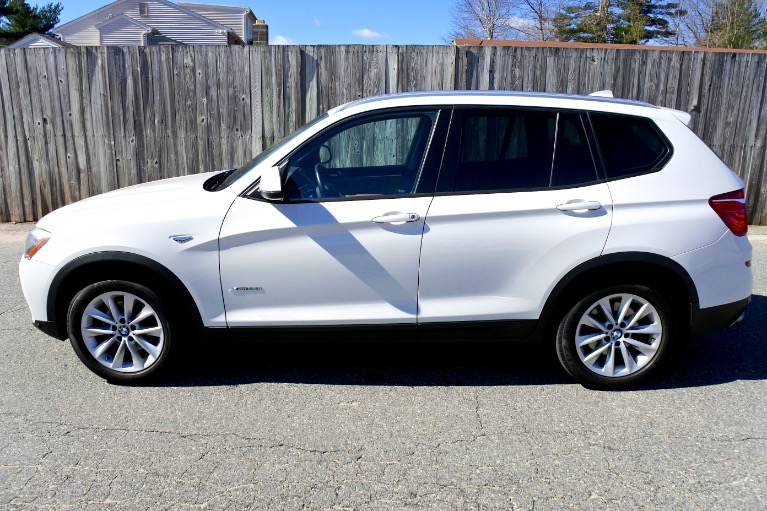 Used 2015 BMW X3 xDrive28i AWD Used 2015 BMW X3 xDrive28i AWD for sale  at Metro West Motorcars LLC in Shrewsbury MA 2