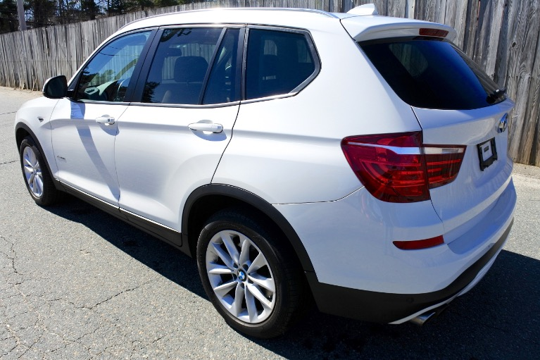 Used 2015 BMW X3 xDrive28i AWD Used 2015 BMW X3 xDrive28i AWD for sale  at Metro West Motorcars LLC in Shrewsbury MA 3