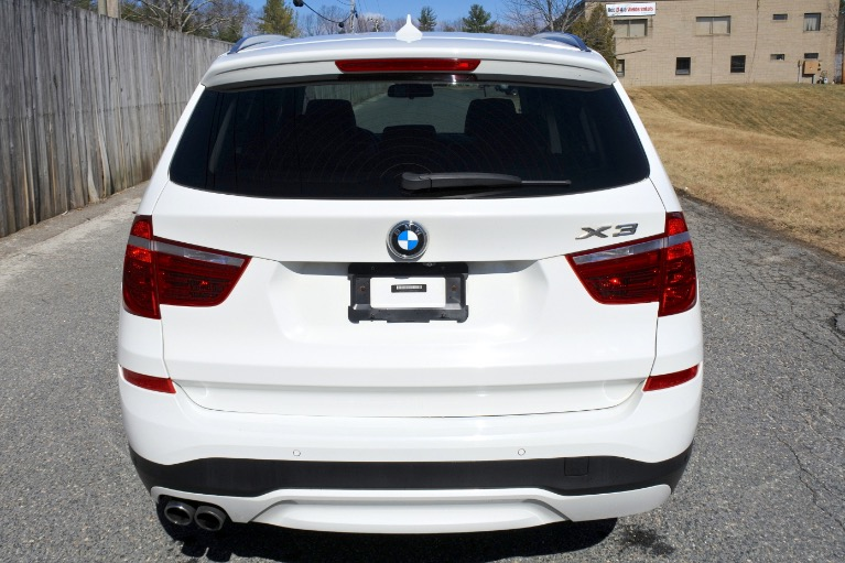 Used 2015 BMW X3 xDrive28i AWD Used 2015 BMW X3 xDrive28i AWD for sale  at Metro West Motorcars LLC in Shrewsbury MA 4
