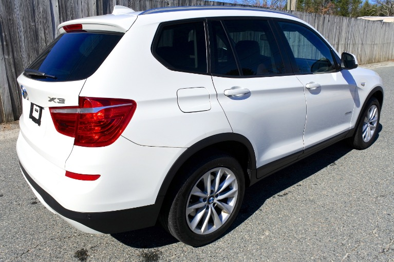 Used 2015 BMW X3 xDrive28i AWD Used 2015 BMW X3 xDrive28i AWD for sale  at Metro West Motorcars LLC in Shrewsbury MA 5