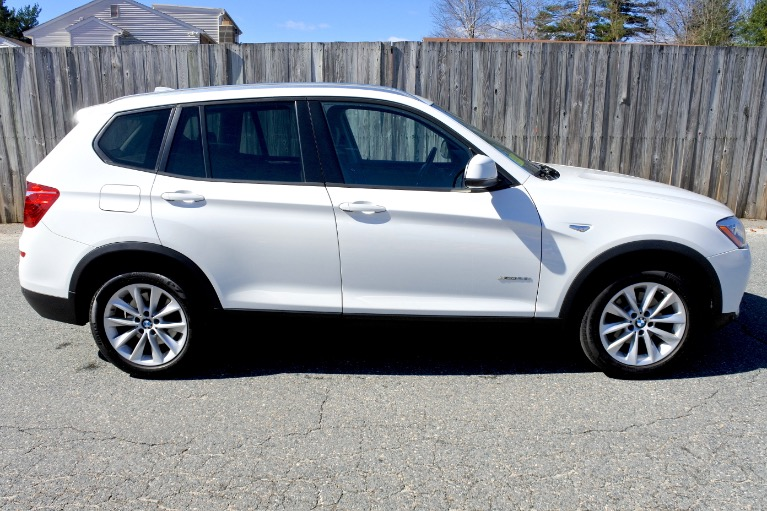 Used 2015 BMW X3 xDrive28i AWD Used 2015 BMW X3 xDrive28i AWD for sale  at Metro West Motorcars LLC in Shrewsbury MA 6
