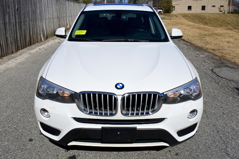 Used 2015 BMW X3 xDrive28i AWD Used 2015 BMW X3 xDrive28i AWD for sale  at Metro West Motorcars LLC in Shrewsbury MA 8