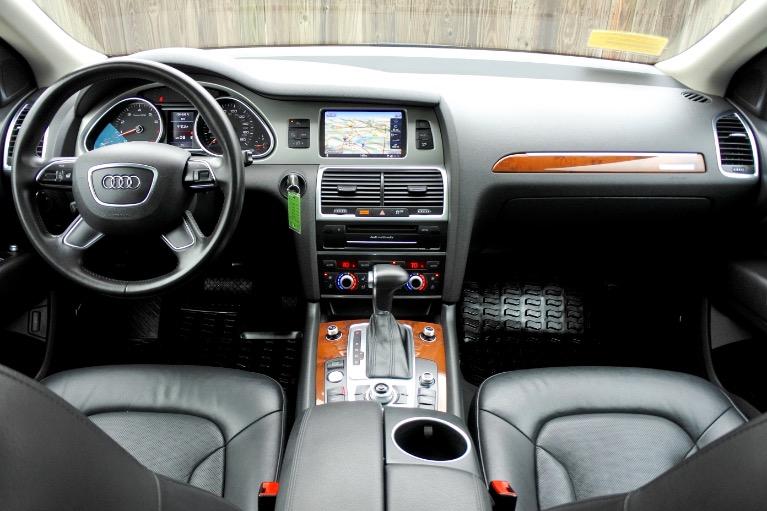 Used 2015 Audi Q7 3.0T S line Prestige Quattro Used 2015 Audi Q7 3.0T S line Prestige Quattro for sale  at Metro West Motorcars LLC in Shrewsbury MA 9