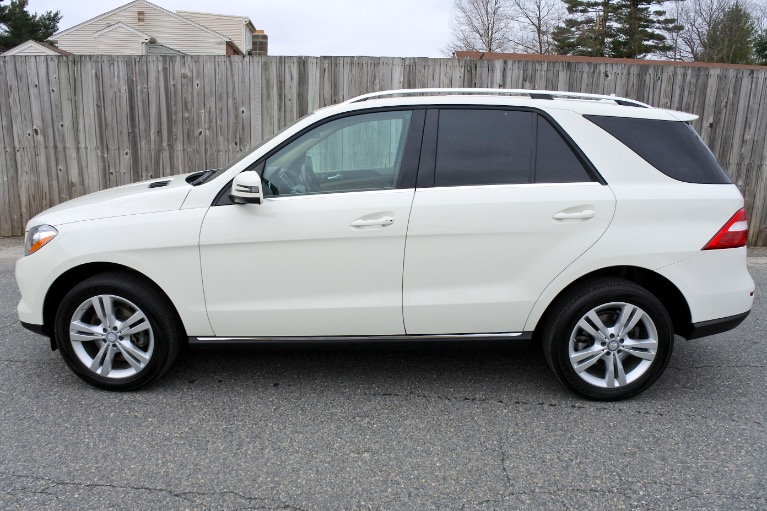 Used 2013 Mercedes-Benz M-class ML350 4MATIC Used 2013 Mercedes-Benz M-class ML350 4MATIC for sale  at Metro West Motorcars LLC in Shrewsbury MA 2