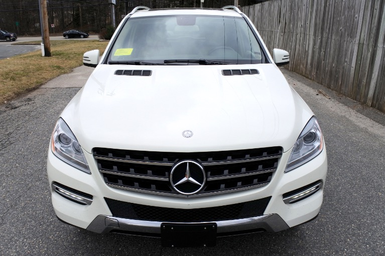 Used 2013 Mercedes-Benz M-class ML350 4MATIC Used 2013 Mercedes-Benz M-class ML350 4MATIC for sale  at Metro West Motorcars LLC in Shrewsbury MA 8