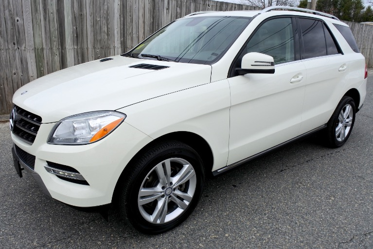 Used 2013 Mercedes-Benz M-class ML350 4MATIC Used 2013 Mercedes-Benz M-class ML350 4MATIC for sale  at Metro West Motorcars LLC in Shrewsbury MA 1