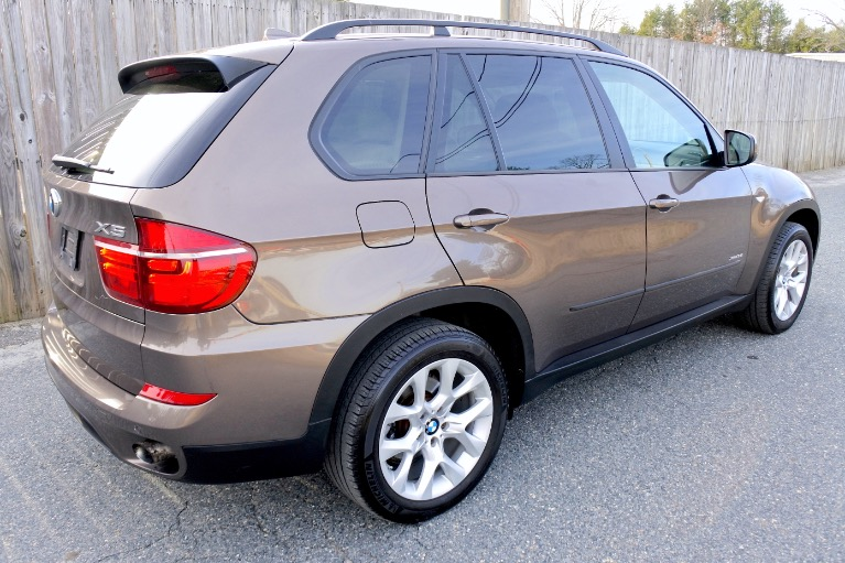 Used 2011 BMW X5 xDrive 35i Premium AWD Used 2011 BMW X5 xDrive 35i Premium AWD for sale  at Metro West Motorcars LLC in Shrewsbury MA 5