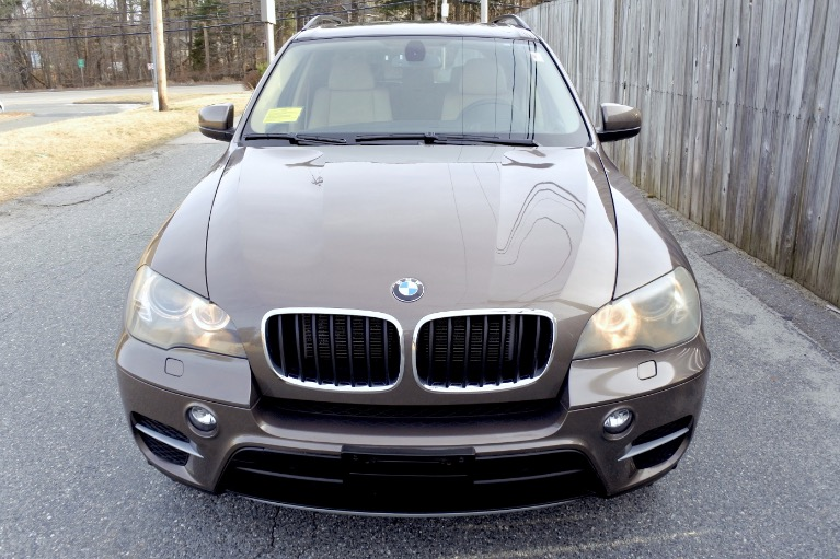Used 2011 BMW X5 xDrive 35i Premium AWD Used 2011 BMW X5 xDrive 35i Premium AWD for sale  at Metro West Motorcars LLC in Shrewsbury MA 8