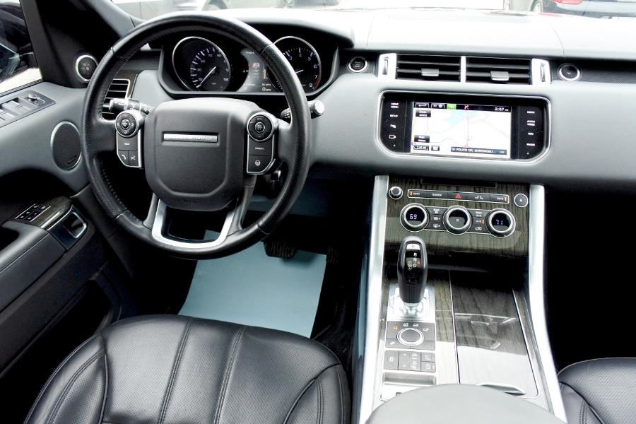 Used 2015 Land Rover Range Rover Sport HSE Used 2015 Land Rover Range Rover Sport HSE for sale  at Metro West Motorcars LLC in Shrewsbury MA 10