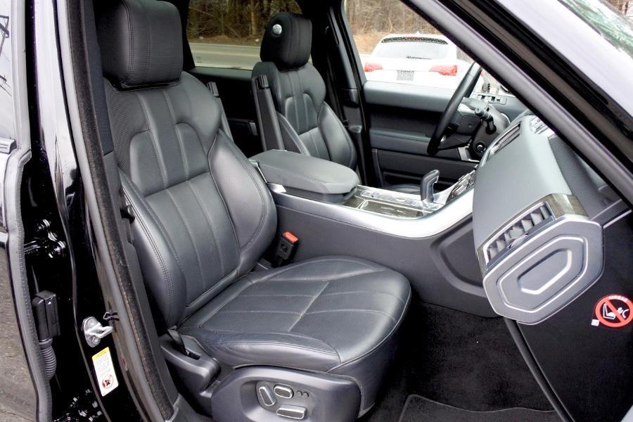 Used 2015 Land Rover Range Rover Sport HSE Used 2015 Land Rover Range Rover Sport HSE for sale  at Metro West Motorcars LLC in Shrewsbury MA 19