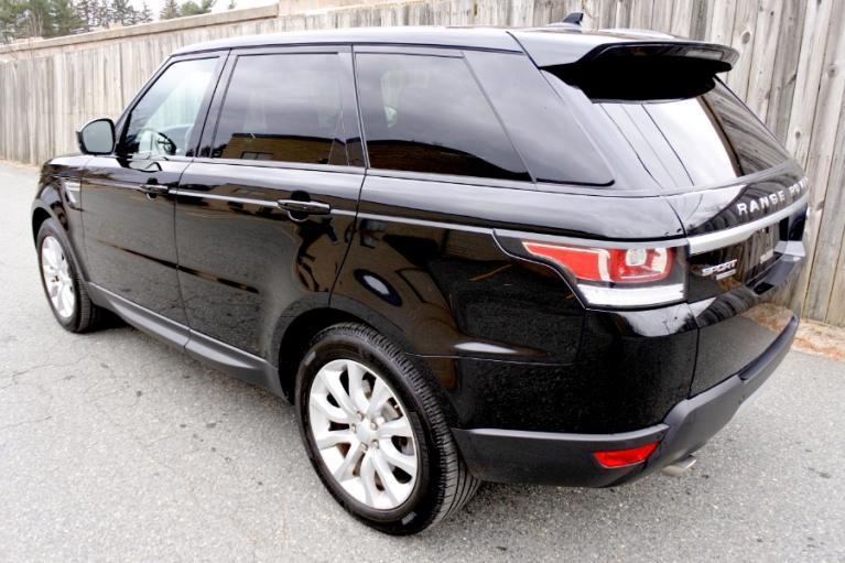 Used 2015 Land Rover Range Rover Sport HSE Used 2015 Land Rover Range Rover Sport HSE for sale  at Metro West Motorcars LLC in Shrewsbury MA 3