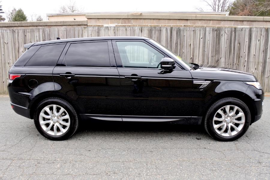 Used 2015 Land Rover Range Rover Sport 4WD 4dr HSE Used 2015 Land Rover Range Rover Sport 4WD 4dr HSE for sale  at Metro West Motorcars LLC in Shrewsbury MA 6