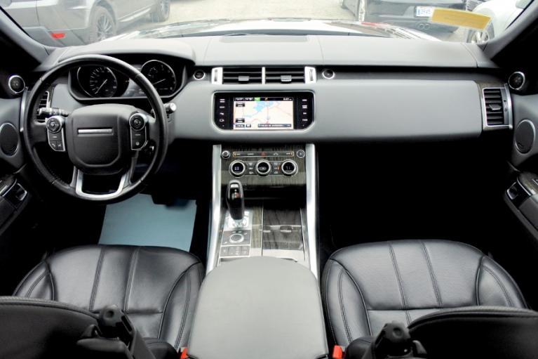 Used 2015 Land Rover Range Rover Sport HSE Used 2015 Land Rover Range Rover Sport HSE for sale  at Metro West Motorcars LLC in Shrewsbury MA 9