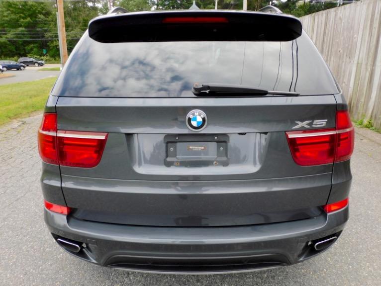 Used 2013 BMW X5 xDrive50i AWD Used 2013 BMW X5 xDrive50i AWD for sale  at Metro West Motorcars LLC in Shrewsbury MA 4
