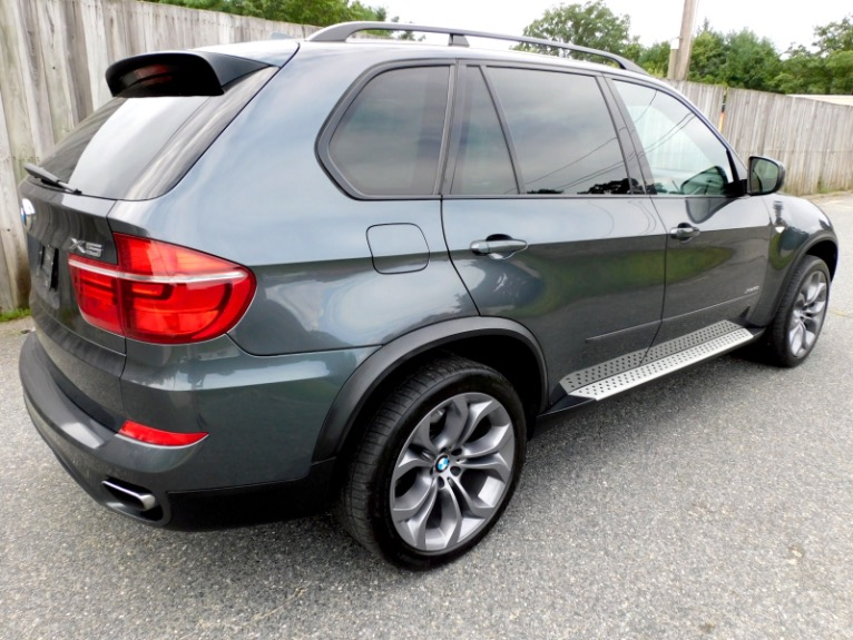 Used 2013 BMW X5 xDrive 50i AWD Used 2013 BMW X5 xDrive 50i AWD for sale  at Metro West Motorcars LLC in Shrewsbury MA 5