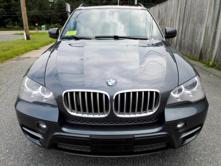 Used 2013 BMW X5 xDrive50i AWD Used 2013 BMW X5 xDrive50i AWD for sale  at Metro West Motorcars LLC in Shrewsbury MA 8