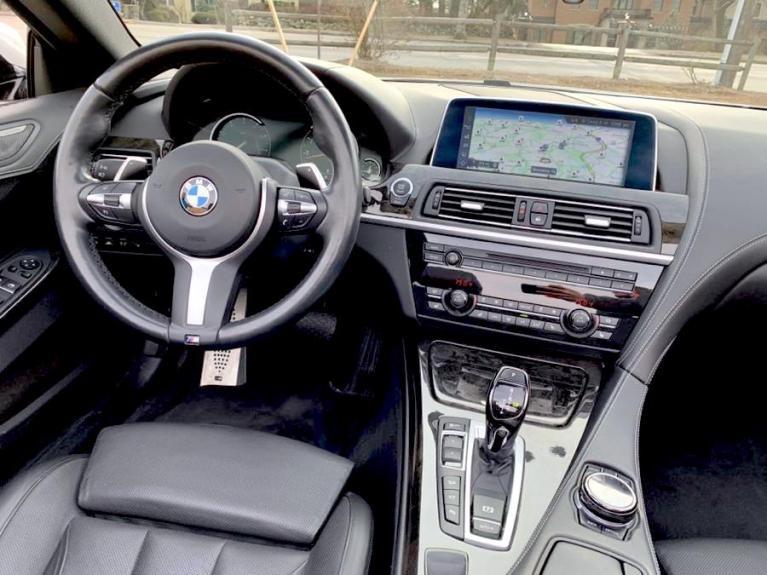 Used 2017 BMW 6 Series 650i xDrive Convertible Used 2017 BMW 6 Series 650i xDrive Convertible for sale  at Metro West Motorcars LLC in Shrewsbury MA 10
